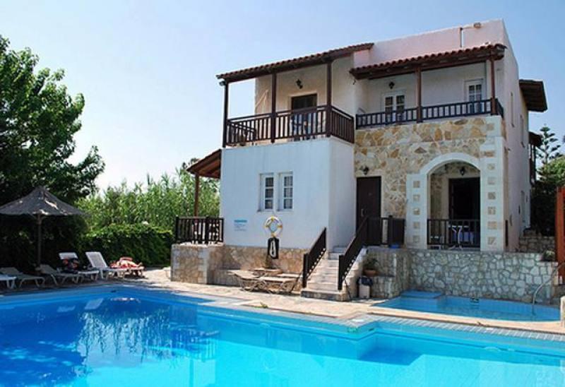 Appartementen Ledra Maleme - Maleme - Chania Kreta